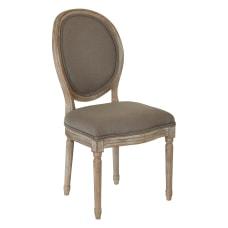 Ave Six Lillian Oval Back Chair