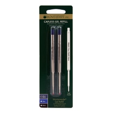 Monteverde Capless Gel Refills For Waterman
