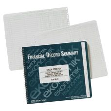 Ekonomik Check Registry 1 Part 8