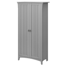 Bush Furniture Salinas Tall Storage Cabinet