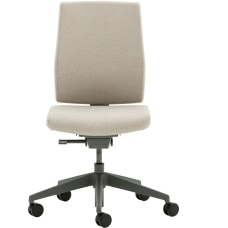 Allermuir Freeflex Armless Task Chair PebbleLight