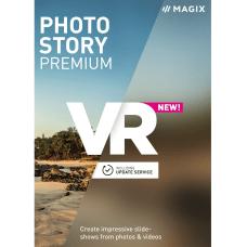 MAGIX Photostory Premium VR Windows