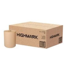 Highmark Hardwound Paper Towels 8 x