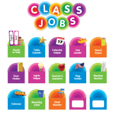 Color Your Classroom Class Jobs Bulletin