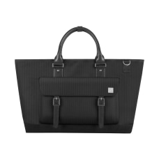 Moshi Costa Satchel Bag Slate Black