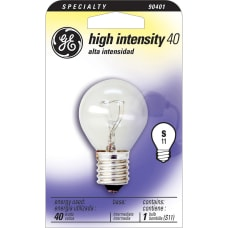 GE High Intensity Bulb 40 Watts