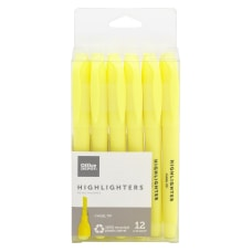 Office Depot Brand Pen Style Highlighters