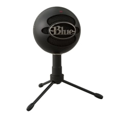 Blue Snowball iCE USB Microphone Black