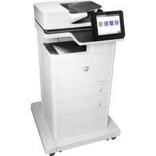 HP LaserJet M632 M632fht Laser Multifunction