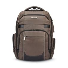 Samsonite Tectonic Sweetwater Laptop Backpack Iron