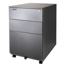 Aurora 24 D Vertical 3 Drawer