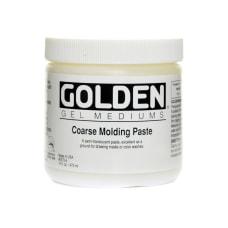 Golden Molding Paste Coarse 16 Oz