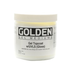 Golden Digital Mixed Media Gel Topcoat