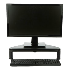 Mind Reader Rotative Corner Adjustable Monitor