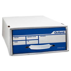 Oxford Standard Duty Storage Storage File