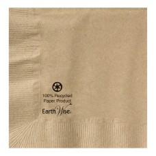 Earth Wise 2 Ply Beverage Napkins