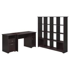 Bush Furniture Cabot Computer Desk With