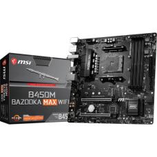 MSI B450M BAZOOKA MAX WIFI Desktop