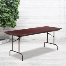 Flash Furniture Folding Banquet Table 30