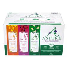 Aspire Energy Drink Variety Pack 12