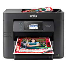 Epson WorkForce Pro WF 3730 Wireless
