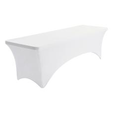 Iceberg Stretch Fabric Table Cloth 96