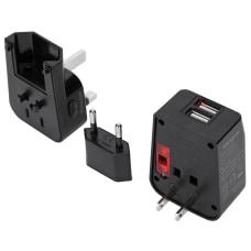 Targus Dual USB Travel Power Adapter