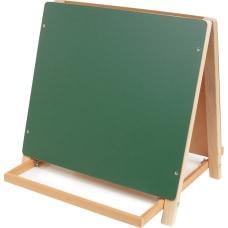 Flipside Dual Surface Table Top Chalkboard