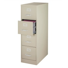 WorkPro 25 D Vertical 4 Drawer