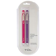 TUL Mechanical Pencils 07 mm Pink