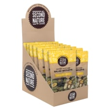 Second Nature Honey Mustard Protein Salad