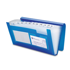 Office Depot Brand Polypropylene File 1