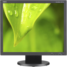 NEC Display AccuSync AS193I BK 19