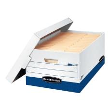 Bankers Box Presto Standard Duty Storage