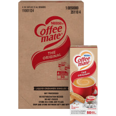 Nestl Coffee mate Liquid Creamer Original