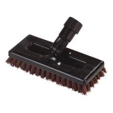 Carlisle Swivel Scrub Brushes 8 Rust
