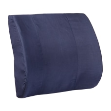 DMI Memory Foam Lumbar Pillow Back
