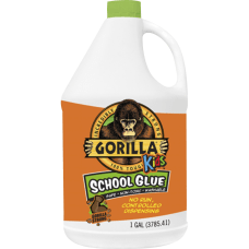 Gorilla Kids School Glue 1 gal