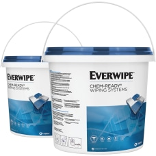 Everwipe Chem Ready Wipe Dispenser Buckets