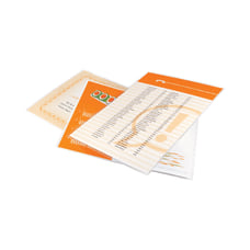 GBC HeatSeal UltraClear Thermal Laminating Pouches