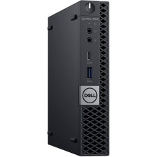 Dell 7060 MICRO Refurbished Desktop PC