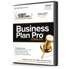 Business Plan Pro Complete Gold Edition