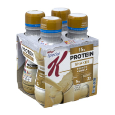 Special K French Vanilla Protein Shakes