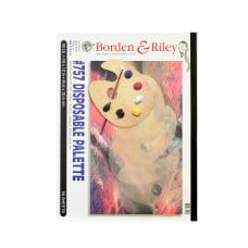 Borden Riley 757 Disposable Palette Pads