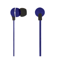 Ativa Plastic Earbud Headphones with Flat