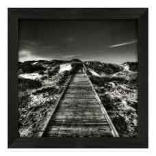 Timeless Frames Across the Field Framed