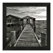 Timeless Frames White Boathouse Framed Art
