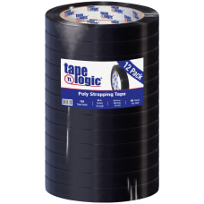 Tape Logic Tensilized Poly Strapping Tape