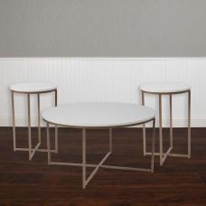 Flash Furniture 3 Piece Table Set