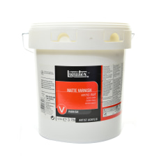 Liquitex Acrylic Permanent Matte Varnish 1